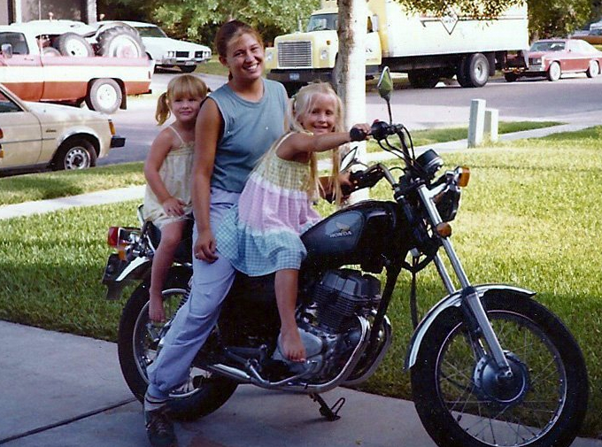 teenage irresponsibility motorcycles
