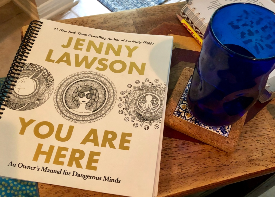 Jenny Lawson, You Are Here